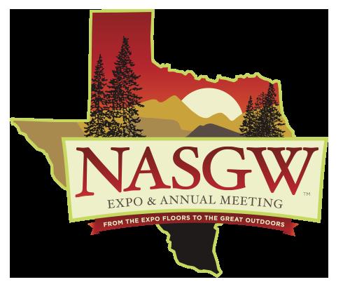 National Association of Sporting Good Wholesalers Texas log
