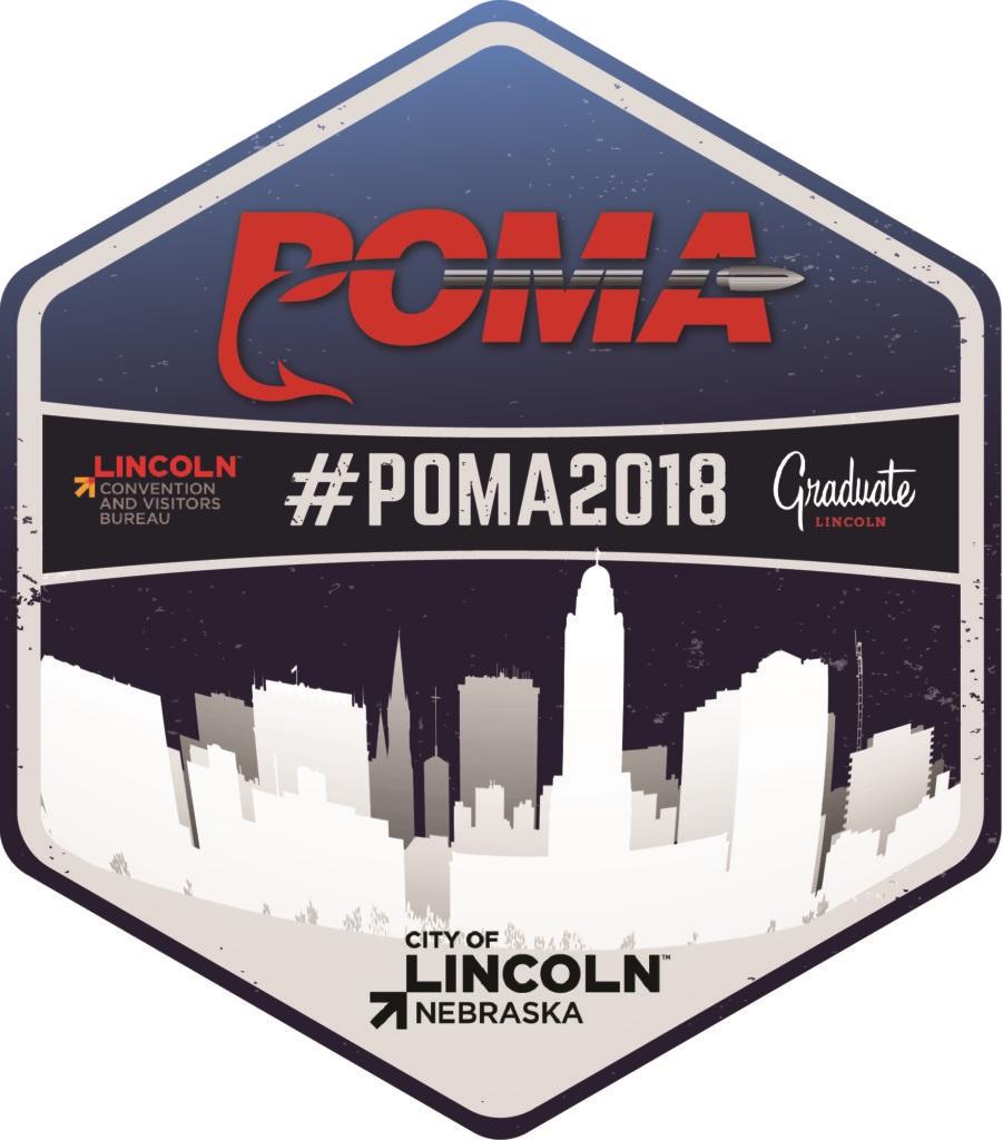 POMA 2018 logo